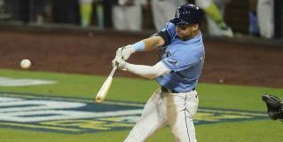 Rays de Tampa Bay le pegan 2-1 a los Astros de Houston