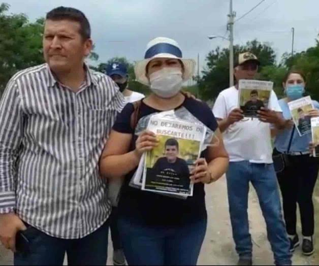 Hallan muerto a Luciano Leal